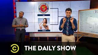 The Daily Show - Third Month Mania Begins