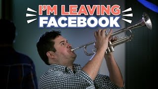 If People Left Parties Like They Leave Facebook