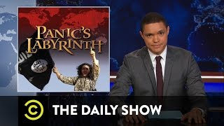 The Daily Show - Tragedy in Paris: The Three Stages of Political Grief