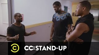 Kevin Hart Presents: Plastic Cup Boyz - Joey Wells Is Being Weird