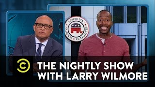 The Nightly Show - Donald Trump's Hip-Hop Ways - Mike Yard