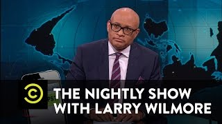 The Nightly Show - WTF Cops?! - Two Racist Texts and a Lie