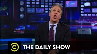Daily Show - Noises Jon Stewart Has Been Known to Make