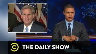 The Daily Show with Trevor Noah - 10/13/15 in :60 Seconds