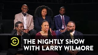 The Nightly Show - Meet Donald Trump's Black Supporters