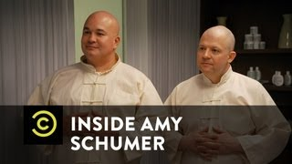 Inside Amy Schumer - Four-handed Massage