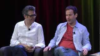 "Mike Birbiglia & Ira Glass: ""Sleepwalk With Me"" 