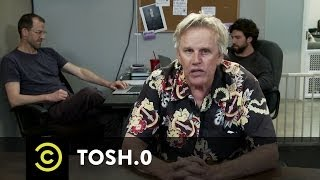 Tosh.0 - Gary the Goat