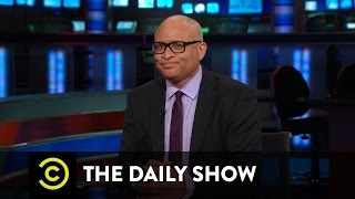 The Daily Show - American Hands Stand - Race-a-holics