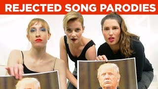 12 Political Song Parodies In 1 Video