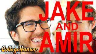 Braces (Jake and Amir)