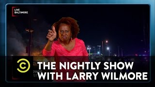 The Nightly Show - Civil Unrest Mom - Angel Lewis