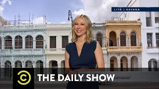 The Daily Show - The Americanization of Cuba