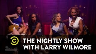 The Nightly Show - The Larry People vs. Flint - EPA Negligence & Sexy PSA