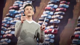 Uber's plan to get more people into fewer cars | Travis Kalanick
