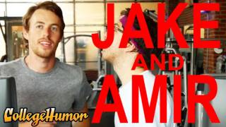 Jake and Amir: Gym