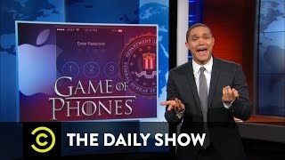 The Daily Show - 3/24/16 in :60 Seconds