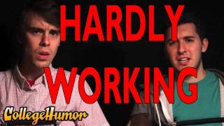 Hardly Working: Lie Detector