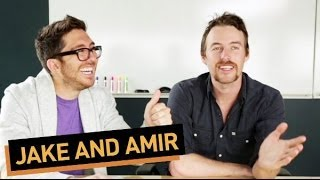 Jake and Amir: Poster Ideas