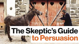 An Atheist's Guide to Persuasion: Reciprocate and Be Respectful