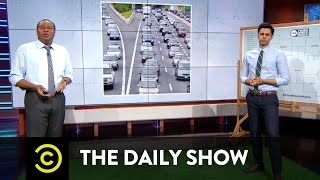 The Daily Show - Third Month Mania Team Spotlight - Traffic