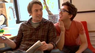 Jake and Amir: Crossword Puzzle