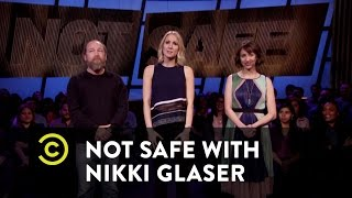 Not Safe with Nikki Glaser - Sexual Shout-Outs - Kyle Kinane and Kristen Schaal