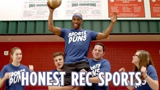 Honest Rec Sports Commercial