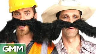 Ultimate Mustache Battle
