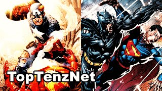 Top 10 Reasons Civil War will be Better than Batman v Superman — TopTenzNet