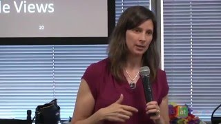 "Dr. Laura Peticolas: ""Multiverse, Space Sciences Laboratory, UC Berkeley"" 