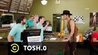 Tosh.0 - Web Redemption - Gay Restaurant