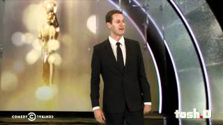Tosh.0: Daniel Tosh Auditions to Host the Oscars