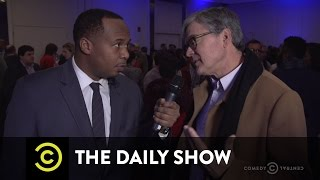 The Daily Show - Behind the Scenes at the New Hampshire Primary