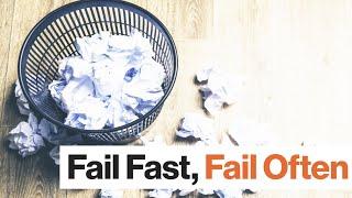 Failing Really Isn't a Failure. It's Gaining Life Experience.