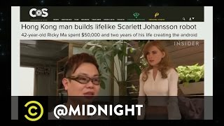 Rapid Refresh - Why, Robot - @midnight with Chris Hardwick