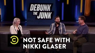 Not Safe with Nikki Glaser - Debunking Gay Stereotypes (feat. Nick Thune & Todd Glass) - Uncensored