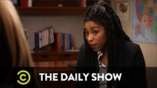 The Daily Show - The Trans Panic Epidemic