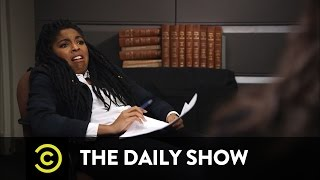 The Daily Show - 4/6/16 in :60 Seconds