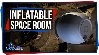 The Space Station's Inflatable Room