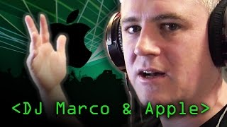 DJ Marco and Working for Apple - Computerphile