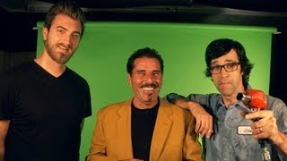 "Rhett & Link & Goorgen from ""SHIFT IT"" Arlen's Transmission Commercial"
