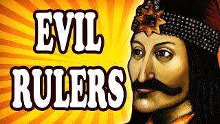 Top 10 Villainous Rulers — TopTenzNet