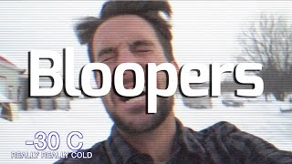 BEST BLOOPERS FROM QUEBEC TRAVEL VLOGS