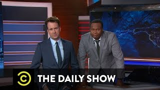 The Daily Show with Trevor Noah - The Battle for Less Bias
