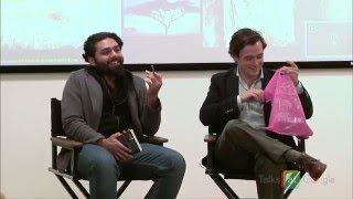 "Zia Ahmed: ""Lyft Me Up: Capturing the Culture of San Francisco"" 