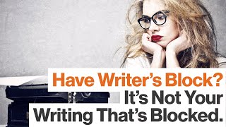 How to Overcome Writer's Block: A Lesson from Augusten Burroughs