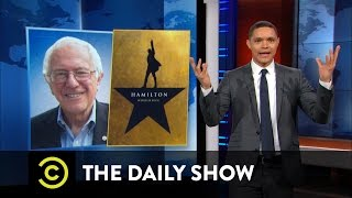 The Daily Show - 4/11/16 in :60 Seconds