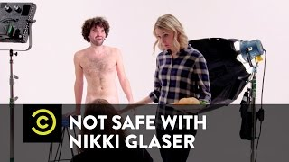 Not Safe with Nikki Glaser - D**k Pic Photo Shoot [mature content]