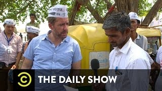 The Daily Show - India Jones and the Election of Doom